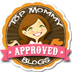 Vote for me at the Top Mommy Blogs Directory of popular mom bloggers